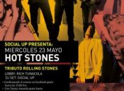 HOT STONES (Tributo Rolling Stone) + FIESTA SOCIAL UP, Amanda - 23/05/2012