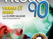 FIESTA A TODO 90