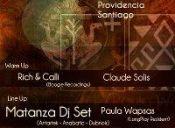 SHAMANIC FEST ! • MATANZA dj set • PAULA WAPSAS • RICH & CALLI • CLAUDE SOLIS  - 01/06/2012