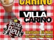 TOMO con CARIÑO: Tomo como Rey + Villa Cariño en vivo, Galpón Victor Jara - 26/05/2012