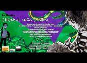 CHUN: EL NIÑO SOMBRA, Teatro Ladrón de Bicicletas - 02 de Junio al 01 de Julio