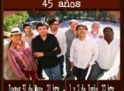 Inti Illimani celebra 45 años de historia, Centro de Eventos Kahuín - 31/05/2012