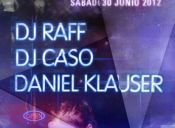 Night People: Dj Raff / Dj Caso / Daniel Klauser, Bar Loreto - 30/06/2012