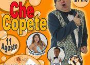 Show de Che Copete en Rancagua - 11/08/2012