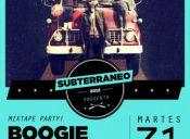 MIXTAPE PARTY: DJ SET Boogie Mike + SELTZER, CLUB SUBTERRANEO - 31/07/2012