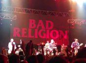 Bad Religion en Chile: El punk no envejece