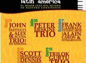 Concurso World Jazz Circuit: John Patitucci y Alex Acuña en vivo