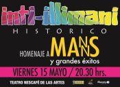 Concierto de Inti Illimani, Teatro Nescafe de las Artes