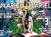 MARIEL MARIEL lanzamiento disco, Maestra Vida