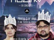 Huaico en vivo, Teatro del Puente