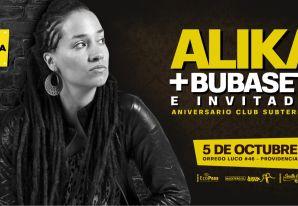 Alika + Bubaseta e Invitados