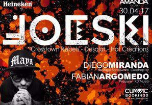 JOESKI en Chile!!