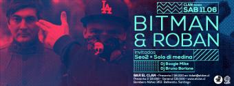 Bitman & Roban en Bar El Clan