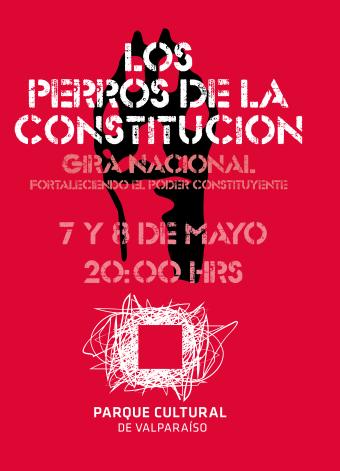 """""""Los Perros de la Constitución"""" en Parque Cultural de Valparaíso"""
