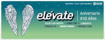 Año Nuevo Elevate 2016