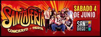 Santa Feria en Espacio San Diego