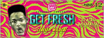 Get Fresh en Club Subterráneo