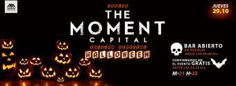 The Moment Halloween en Centro Cultural Amanda