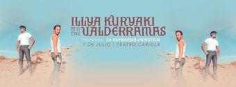 Illya kuryaki and The Valderramas en Chile