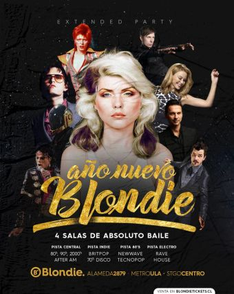 Blondie 2018