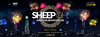 Fiesta Año Nuevo Sheep Oh 2016