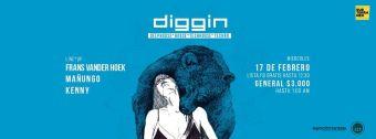 Fiesta Diggin en Club Subterráneo