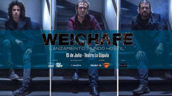 Weichafe en Teatro La Cúpula