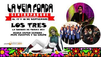 La Yein Fonda 2016 en Parque Araucano - 16, 17 y 18 de Septiembre