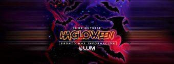 Halloween Glum en Las Urracas