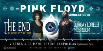 The Pink Floyd Connection en Teatro Caupolicán