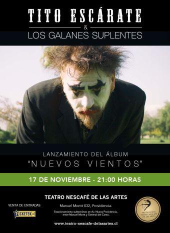 Tito Escárate Y Los Galanes Suplentes