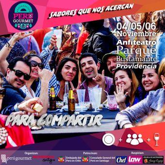 Perú Gourmet Chile 2016