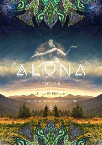 Aluna - Open Air 2017