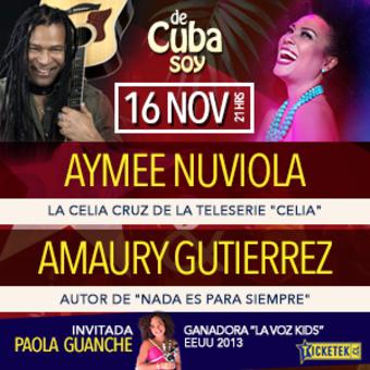 Aymee y Amaury: De Cuba soy