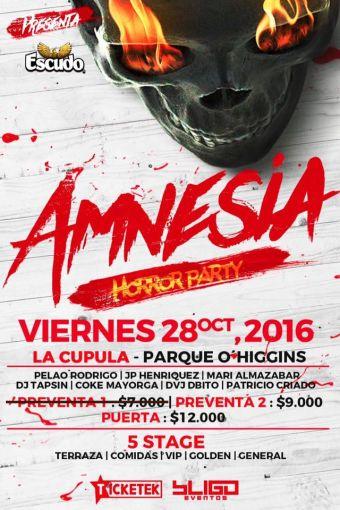 Amnesia horror party