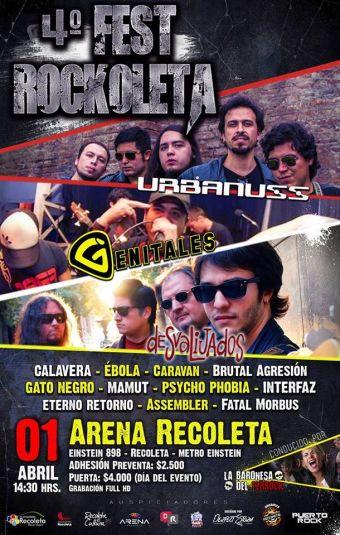 4 Festival Rockoleta