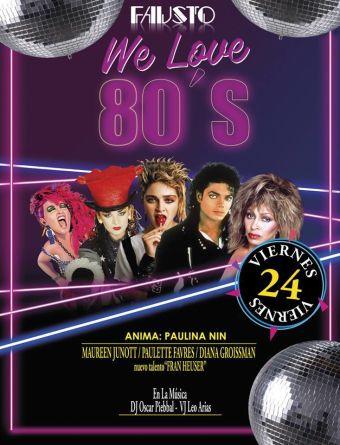 We Love 80s