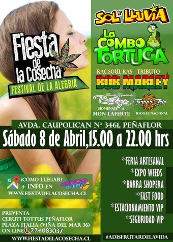Fiesta de la Cosecha, Festival de la Alegría 2017