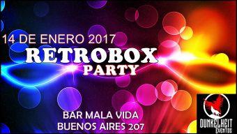 Retrobox Party 80, 90, 2000