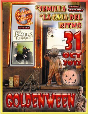 Fiesta de Disfraces Goldenween, Golden Music