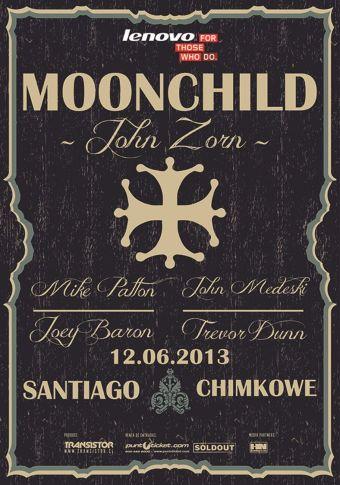 Mike Patton y John Zorn en Chile, Chimkowe