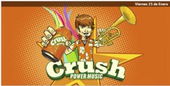 Crush Power Music 2013