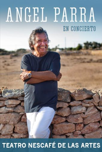 Ángel Parra en Vivo, Teatro Nescafé de las Artes
