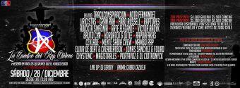 La Cumbre del Rap Chileno 2013 en Teatro Caupolicán