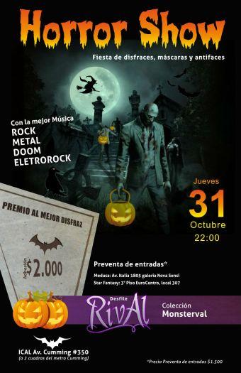 Fiesta Halloween: