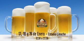Festival de la Cerveza en Limache