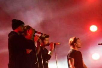 One Direction: experiencia adolescente inolvidable