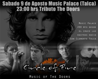 Circle of Fire tributo a