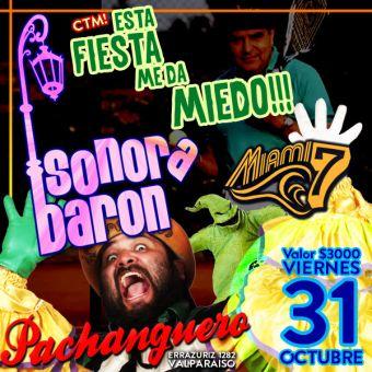 Sonora Baron, Pachanguero de Valparaíso