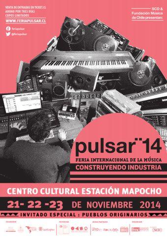 Feria Internacional de la Música de Santiago Pulsar 2014, Estación Mapocho